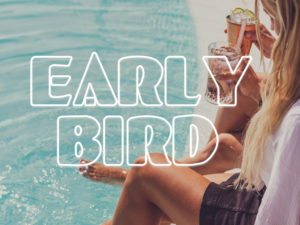 Early Bird – Sandshell Summer Edition